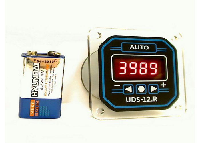 Терморегулятор UDS-12.R ТР1340 до+1340 градусов с термопарой измерение и регулировка темпе.